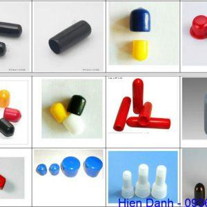 Nút cao su bịt đầu ren M4, M6, M8, M10, M12, M14